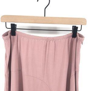 J. Jill Skirts - 🌿 J. Jill Cotton Blend Long Skirt Size Medium